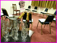 The venues are ready - as are our teams of models and tutors. We are just waiting for YOU and your HenParty!
