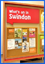 SOTFAGS poster kindly displayed in Tesco Swindon